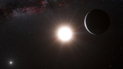 Astrônomos mostram como planetas se formam em sistemas estelares binários