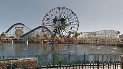 Parques da Disney estão abertos para visitação no Google Maps