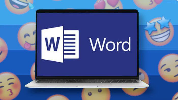 Como adicionar emojis no Microsoft Word