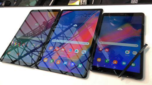 Samsung anuncia novos Galaxy Tab no Brasil por a partir de R$ 1.399