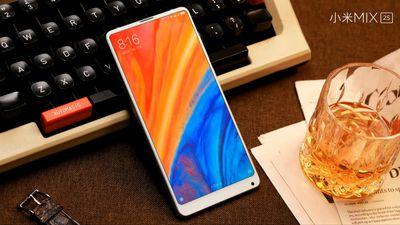 Xiaomi apresenta Mi Mix 2S, um smartphone atualizado que se compara ao iPhone X