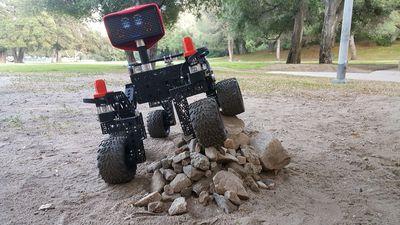 NASA fornece instruções para que você possa construir seu próprio rover