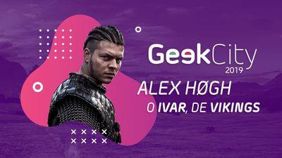 Geek City: A carreira de Alex Høgh Andersen, o Ivar de Vikings [CT Entrevista]