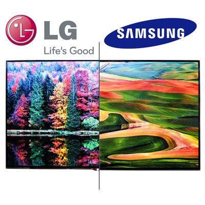 OLED LG vs Samsung