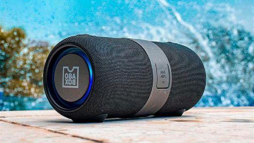 Obabox lança ObaSound Pool, caixa de som com suporte a Siri e Google Assistente