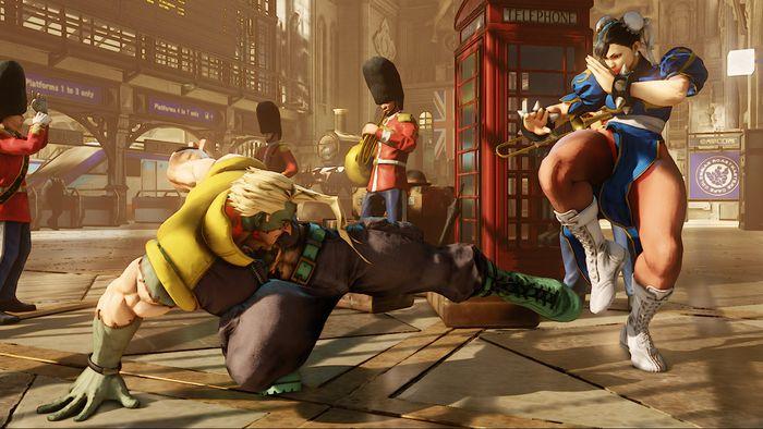 'Street Fighter V' ganha novo modo história nesta sexta-feira (1º)