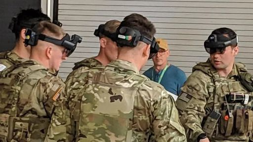 Exército dos Estados Unidos utilizará Hololens 2 para treinamento