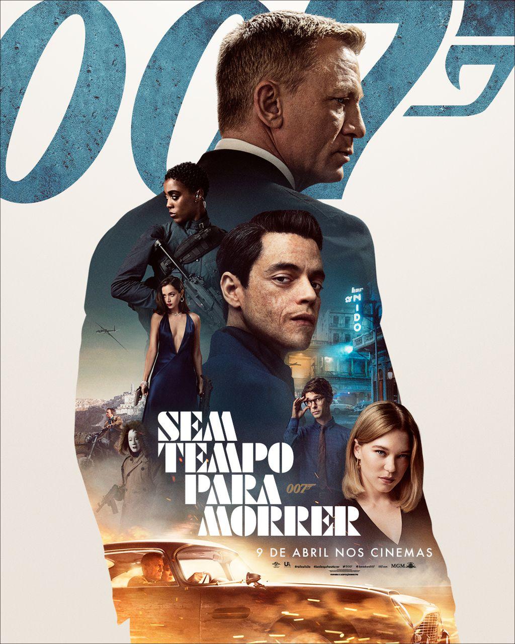 007: Sem Tempo para Morrer │ Data de lançamento, trailers, o que esperar e  mais - Canaltech