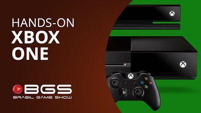 Conheça o Xbox One de perto! [Hands-on | BGS 2013]