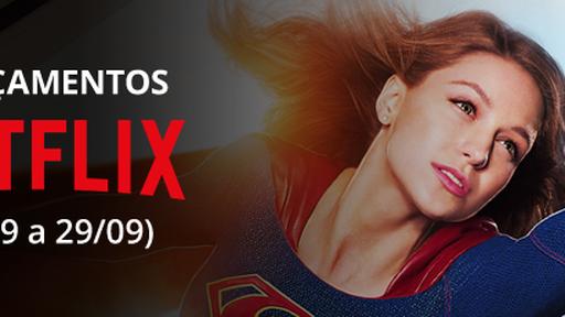 Netflix: confira os lançamentos da semana (23/09 a 29/09)