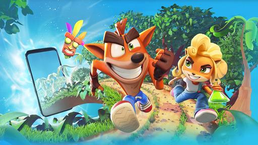 Como baixar e jogar Crash Bandicoot: On the Run!