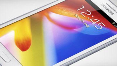 Samsung anuncia o Galaxy Grand, novo smartphone Android com tela de 5 polegadas