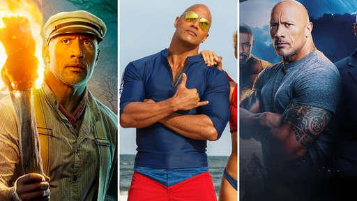 The Rock: 10 filmes com Dwayne Johnson para se preparar para Jungle Cruise