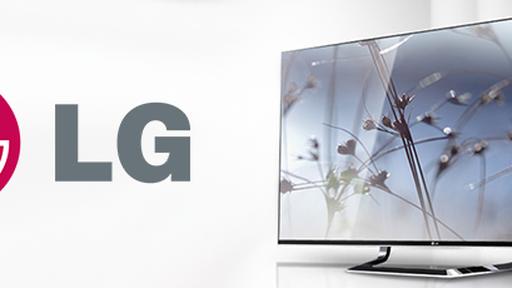 LG lança nova linha de Smart TVs 3D
