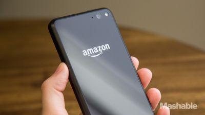 Fire Phone da Amazon não agrada e vende apenas 35 mil unidades