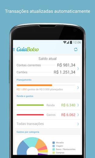Dica de App GuiaBolso