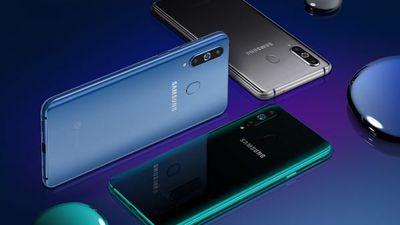 Galaxy A9 Pro | Primeiro smartphone com punch hole da Samsung chega à Coreia