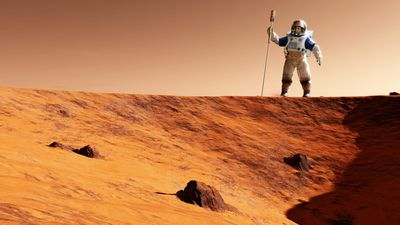 Obama quer levar pessoas a Marte até 2030 com ajuda de empresas privadas
