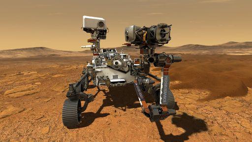 Microfone no rover Perseverance grava sons da viagem rumo a Marte; ouça!