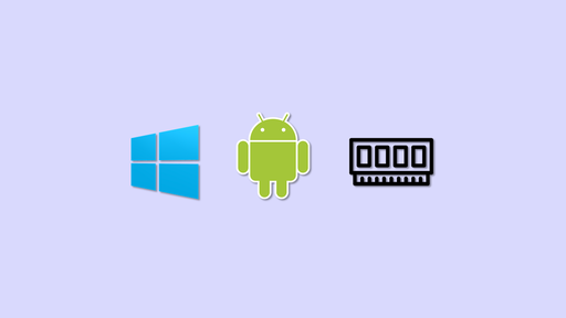 Desative apps em segundo plano para deixar o Windows ou o Android mais rápidos