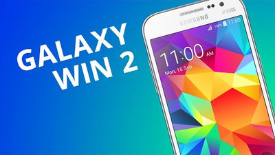 Samsung Galaxy Win 2 dual-chip 4G [Análise]
