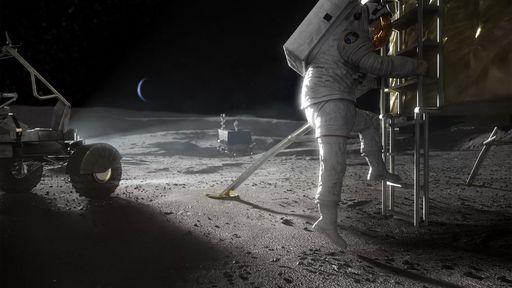 NASA escolhe 5 empresas para ajudarem em conceitos de naves lunares