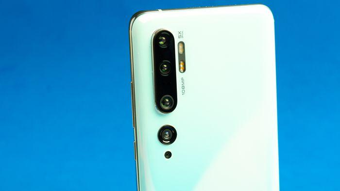 CHEGOU NO BRASIL | Novo Mi Note 10 da Xiaomi tem 5 câmeras e 108 megapixels!