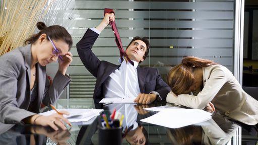 12 sinais de que você tem sido um péssimo funcionário