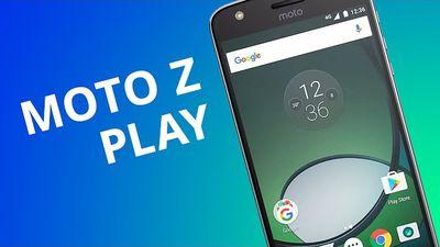 Moto Z Play [Análise]