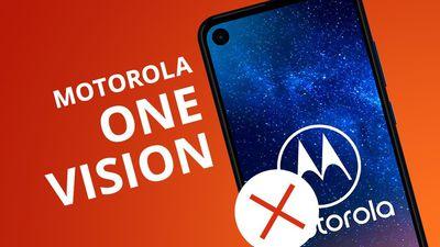 5 motivos para NÃO comprar o One Vision
