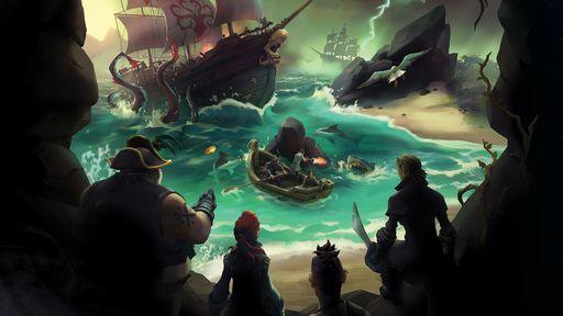 Análise | Sea of Thieves é pedra fundamental de um mundo que pode ser promissor