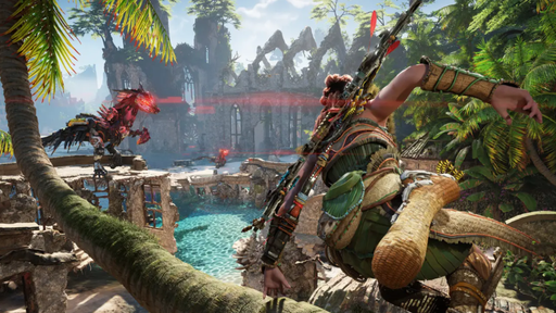 Gamescom | Horizon Forbidden West é adiado para 2022