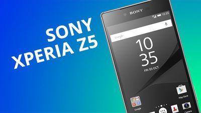 Sony Xperia Z5 [Análise]