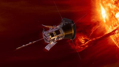 Sonda de exploração solar Parker está funcionando perfeitamente, segundo a NASA