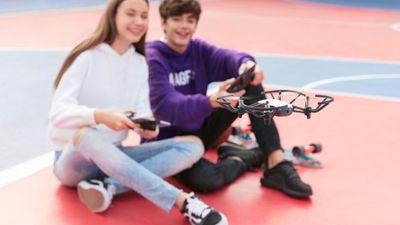 Drone DJI Tello chega ao Brasil custando apenas R$540