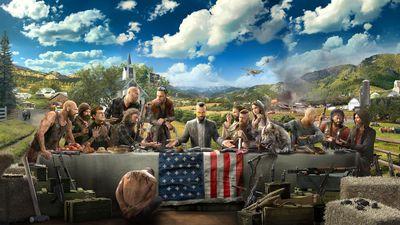 Far Cry 5 chega em fevereiro e leva ação para o meio dos Estados Unidos