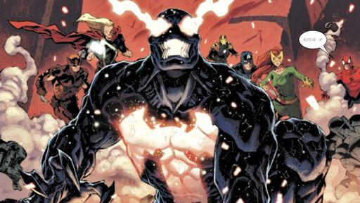 HQs e super-heróis   Final de King in Black na Marvel e Infinite Frontier na DC