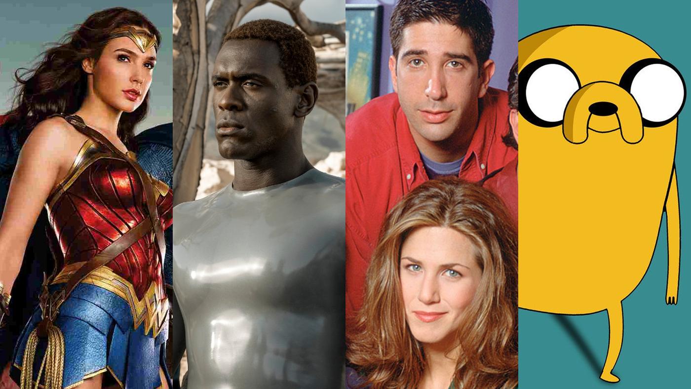 Os 10 títulos mais aguardados do HBO Max