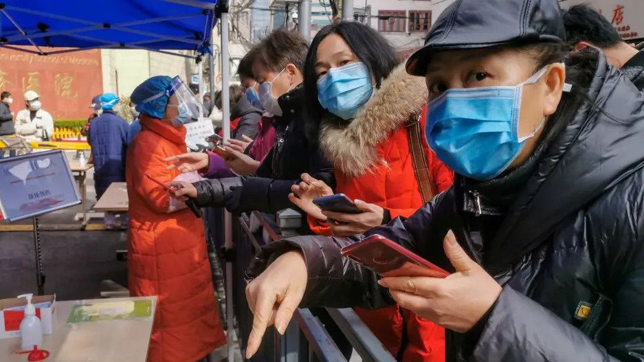 WeChat pode ter piorado disseminação de novo coronavírus na China ...
