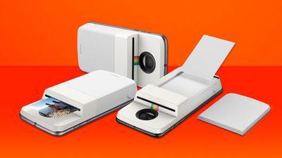 Novo Moto Mod transforma o Moto Z em uma câmera Polaroid