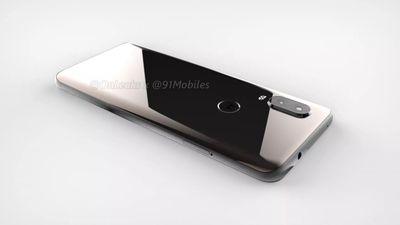 Novo vídeo e imagens do Motorola P40 revelam furo no display e câmera de 48MP