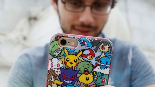 Usuários têm perdido quase 1,8 mil calorias jogando Pokémon GO