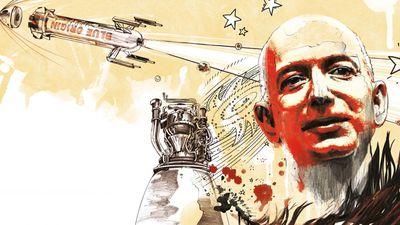 Jeff Bezos usa programa de TV de 1975 para explicar por que a Blue Origin existe