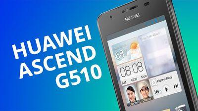 Huawei Ascend G510, um Android completo com preço acessível [Análise]