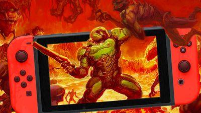 Doom faz sua entrada épica no Nintendo Switch com grande maestria [Análise]