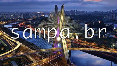 """Domínio """"sampa.br"""" está no ar e você já pode registrar o seu"""