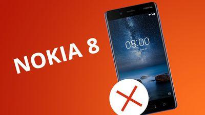 5 motivos para NÃO comprar o Nokia 8