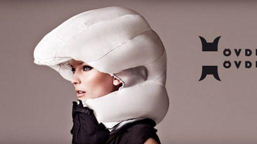 Dupla sueca cria capacete para ciclistas com airbag embutido