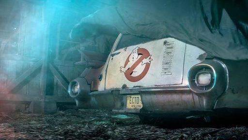 Caça-Fantasmas: Mais Além ganha imagens inéditas com detalhes de bastidores