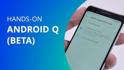 Android Q: testamos as novidades da versão beta